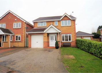 Thumbnail 4 bed detached house for sale in Bakewell Mews, North Hykeham