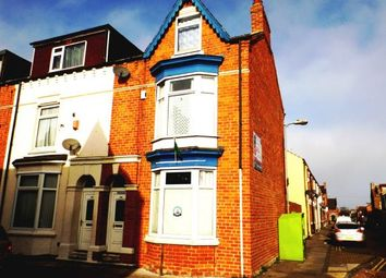 Thumbnail 3 bedroom end terrace house for sale in Victoria Road, Middlesbrough