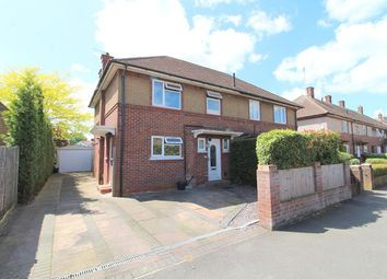 Thumbnail 3 bed semi-detached house for sale in Kingston Crescent, Ashford