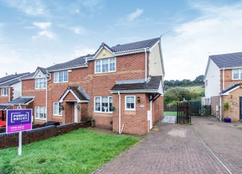 Thumbnail 2 bed end terrace house for sale in Cwrt Coed Parc, Maesteg