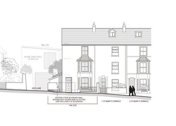 Thumbnail Land for sale in St. Marys Terrace, Penzance