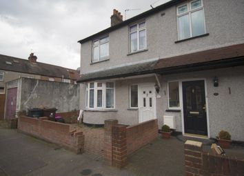 Thumbnail 3 bed end terrace house to rent in Morden Road, Chadwell Heath