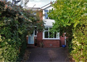 4 bed semi-detached house for sale in Chard Road, Exeter EX1