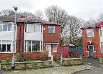 Thumbnail 3 bed semi-detached house for sale in Headlands Drive, Prestwich, Prestwich Manchester