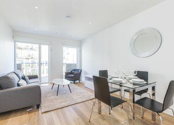 Maud Street, London E16. 2 bed flat