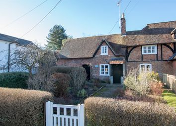 Thumbnail 3 bed semi-detached house for sale in Hunts Common, Hartley Wintney, Hook