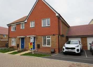 Thumbnail Semi-detached house for sale in Bramble Lane, Harwell, Didcot