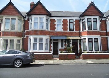 Thumbnail 3 bed property to rent in Windway Road, Canton, Cardiff