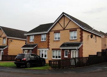 Thumbnail 3 bed semi-detached house for sale in Horatius Street, Motherwell