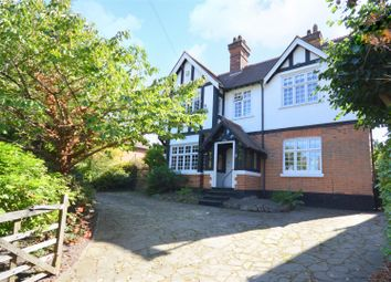 Thumbnail 5 bed detached house for sale in Cavendish Road, Redhill