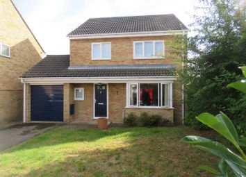 Thumbnail 4 bed detached bungalow for sale in Begwary Close, Eaton Socon, St. Neots