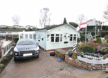 Thumbnail 2 bedroom mobile/park home for sale in Squires Drive, Killarney Park, Nottingham
