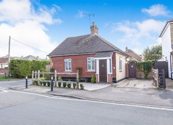 Thumbnail 2 bed detached bungalow for sale in Mead Lane, Chertsey