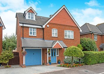 Thumbnail 6 bed detached house for sale in Hilton Close, Faversham