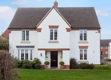 Thumbnail 4 bedroom detached house for sale in Taylors Lane, Old Catton, Norwich