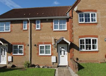Thumbnail 2 bedroom terraced house for sale in Roseclave Close, Plympton, Plymouth