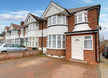 Thumbnail 4 bed end terrace house for sale in Church Lane, Harrow Weald, Harrow