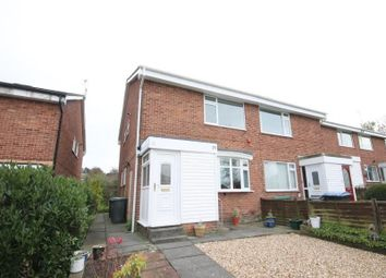 Thumbnail 2 bedroom flat to rent in Greenacres Road, Shotley Bridge, Consett