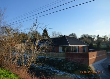 Thumbnail 3 bedroom detached bungalow to rent in The Grove, Annis Hill, Bungay