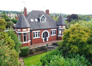 Thumbnail 5 bed detached house for sale in Belgrave Towers, Congleton Road, Biddulph