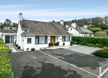 Thumbnail 3 bed detached bungalow for sale in Glebe Holme, Glebe Road, Bowness-On-Windermere, Cumbria