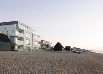 Thumbnail 3 bed flat for sale in Fishermans Beach, Hythe