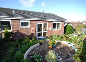 Thumbnail 3 bed semi-detached bungalow for sale in Fleming Way, Neyland, Milford Haven