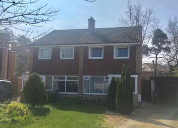 Thumbnail 3 bedroom semi-detached house for sale in Sarisbury Green, Southampton, Hampshire