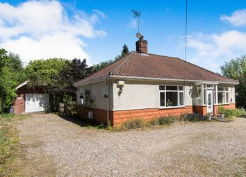 Thumbnail 4 bed detached bungalow for sale in Norwich Road, Salhouse, Norwich