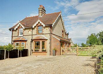 Thumbnail 3 bed cottage for sale in Sawbridgeworth Road, Little Hallingbury, Bishop's Stortford, Herts