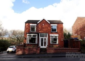 Thumbnail 4 bed detached house for sale in Park Road, Westhoughton, Bolton