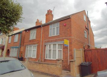 Thumbnail 3 bed semi-detached house for sale in Marston Road, Leicester, Leicestershire