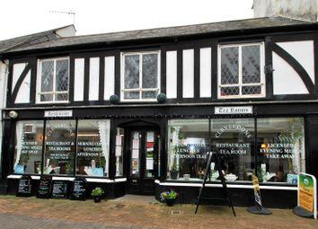 Thumbnail Restaurant/cafe for sale in Mill Street, Bideford, Devon