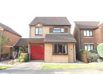 Thumbnail 4 bed link-detached house for sale in Howes Close, Barrs Court, Bristol