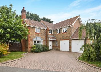 Thumbnail 4 bed detached house for sale in The Willows Bethersden Road, Shadoxhurst, Ashford