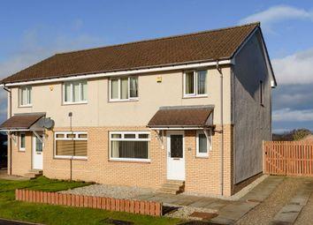 Thumbnail 3 bed property for sale in 33 Braekirk Gardens, Kirknewton