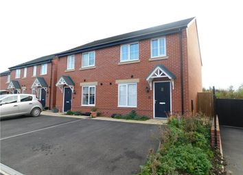 Thumbnail 3 bed semi-detached house for sale in Clay Field Close, Shavington, Crewe