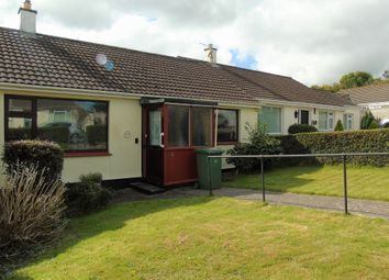 Thumbnail 2 bed terraced bungalow for sale in Manor Place, Heamoor, Penzance, Cornwall.