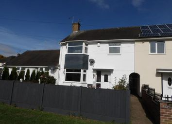 Thumbnail 3 bed terraced house for sale in Cliffmere Walk, Clifton, Nottingham, Nottinghamshire