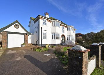 Thumbnail 3 bed semi-detached house for sale in Ashdown Avenue, Saltdean
