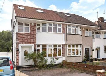 Thumbnail 4 bed semi-detached house to rent in Pavilion Way, Ruislip