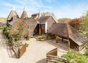 Thumbnail 6 bed detached house for sale in Cryals Road, Matfield, Tonbridge