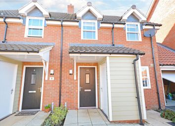 Thumbnail 2 bed semi-detached house for sale in Posting House Court, Buckshorn Lane, Eye