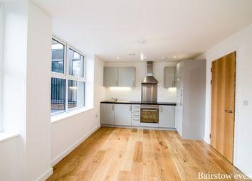 Thumbnail 1 bedroom flat to rent in Victoria Road, Gidea Park, Romford