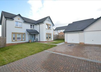 Thumbnail 4 bed detached house for sale in Mandrel Drive, Coatbridge