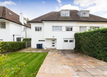 Thumbnail 5 bed property to rent in Vivian Way, Hampstead Garden Suburb, London