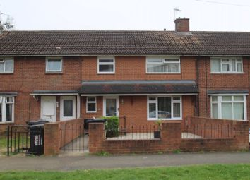 Thumbnail Terraced house for sale in Corsham Road, Penhill, Swindon