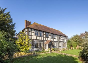 Thumbnail 8 bed semi-detached house for sale in Kynaston, Ledbury, Herefordshire