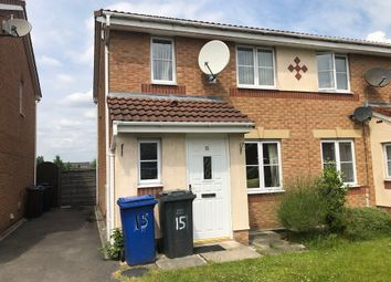 Thumbnail 3 bed semi-detached house to rent in Aldwyn Close, Manchester