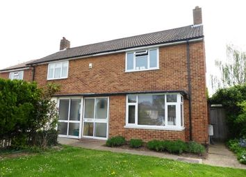 Thumbnail 2 bedroom semi-detached house for sale in Holmwood Road, Chessington